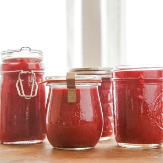 Crockpot cranberry sauce. Cranberry Sauce in the Slow Cooker