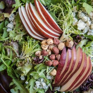 fall chopped salad