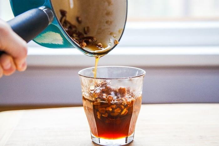 Maple Pecan Sauce