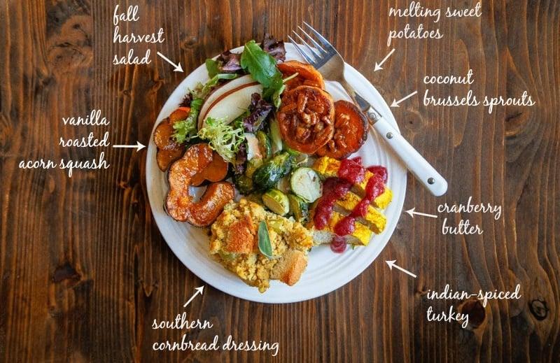 thanksgiving plates amazon