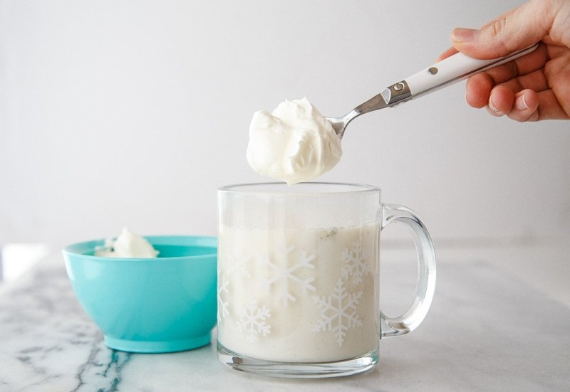 Copycat Starbucks Steamer Recipe
