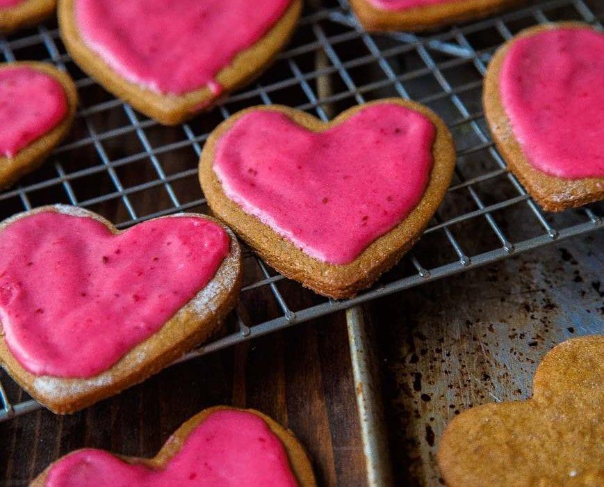Gingerbread cookies recipe