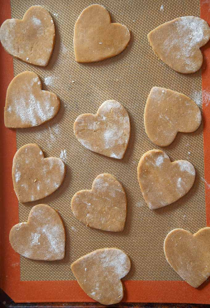 Gingerbread Cut Out cookies recipe