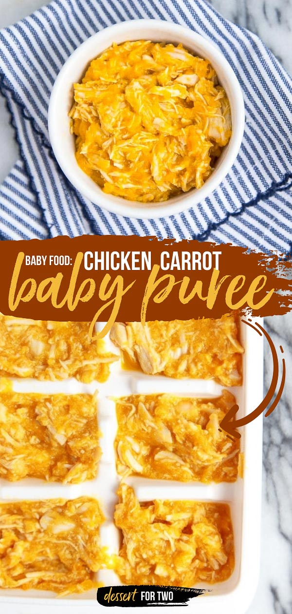 Baby food chicken for babies.