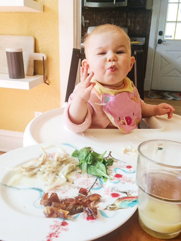 Camille Eats! 11 months