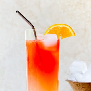 Campari Lemonade Cocktail Recipe