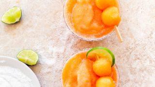 Salty Melon Slush