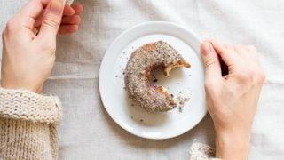 Biscuit Donuts + Chai Sugar