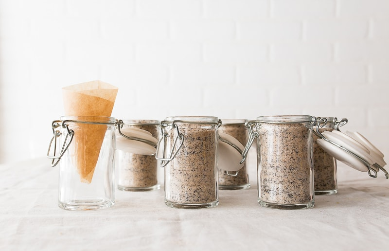 Recipe for homemade chai sugar