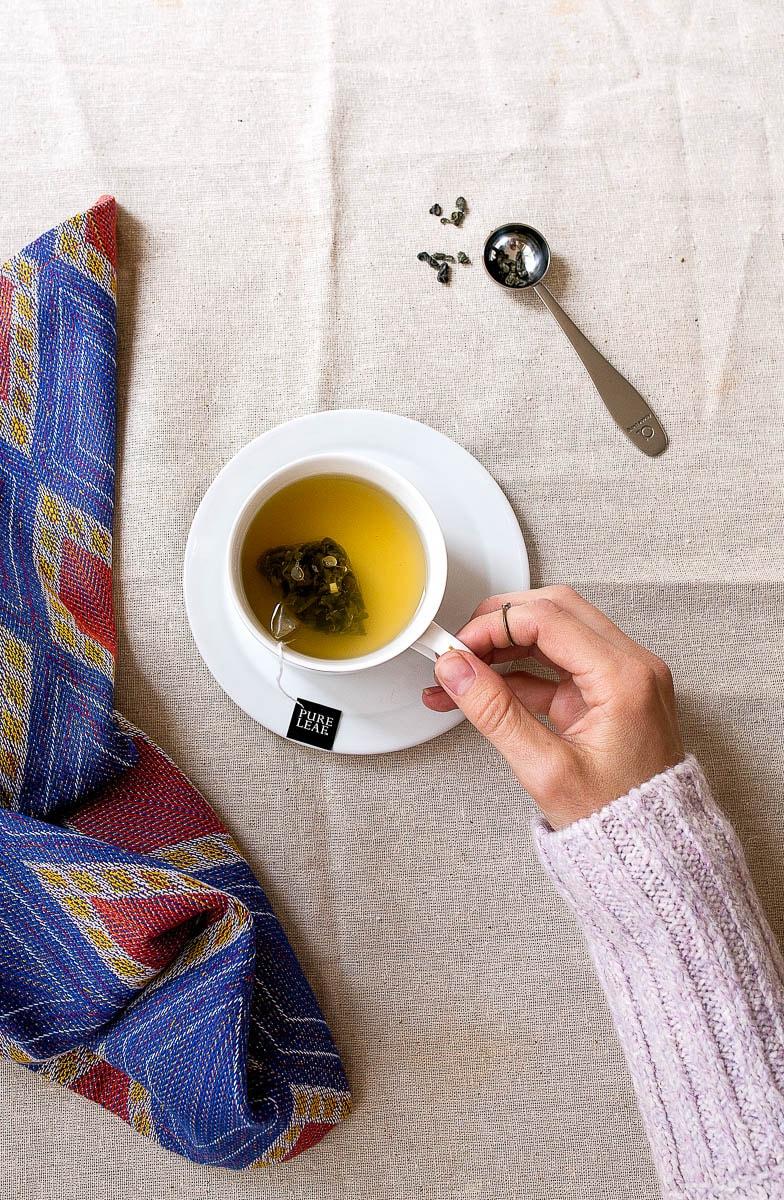 new pure leaf teas