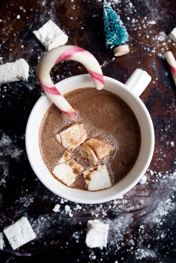 Hot chocolate party: Homemade Hot Chocolate Recipe for Two