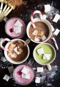 Hot Chocolate Party!