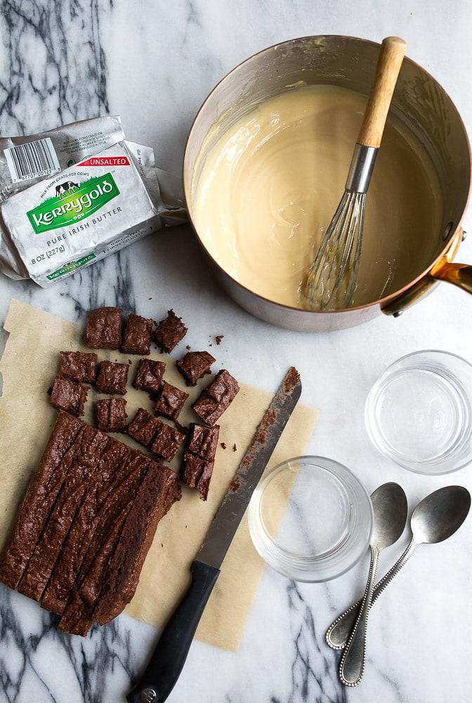 Desserts using Irish Cream