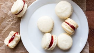 Small-Batch Macarons