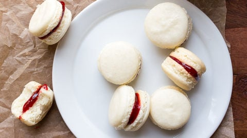 French Macarons Small Batch No Fail Recipe Dessert For Two
