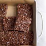 Chocolate Rice Krispies Treats