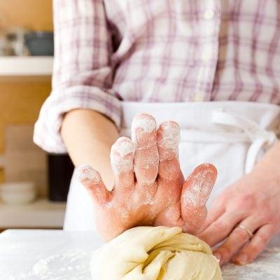 Rosemary focaccia bread recipe