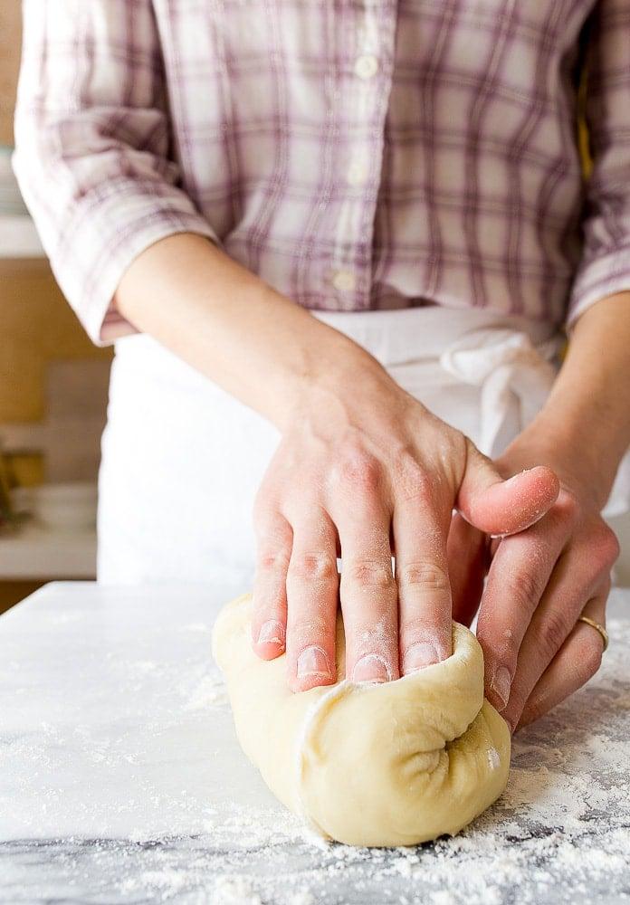Quick focaccia bread recipe--easy recipe!