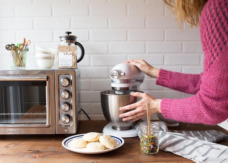 Loft house Sugar Cookies Small batch recipe