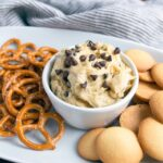 Cookie Dough Dip {small batch}