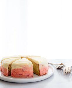 Mini Ombre Cake