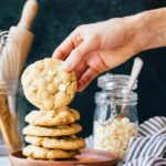 Small Batch White Chocolate Macadamia Nut Cookies