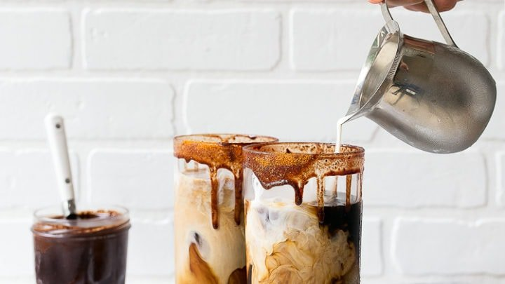 Spicy Iced Mochas
