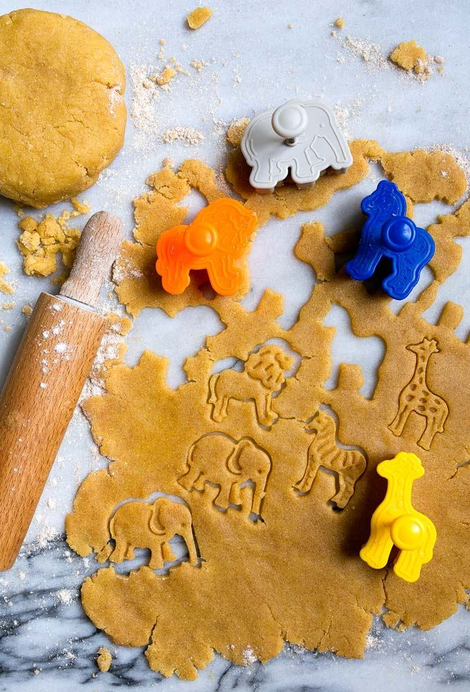 Homemade Animal Crackers | Dessert for Two