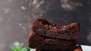 Vegan Brownies (small batch)