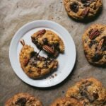 Ultimate Pecan Chocolate Chunk Cookies
