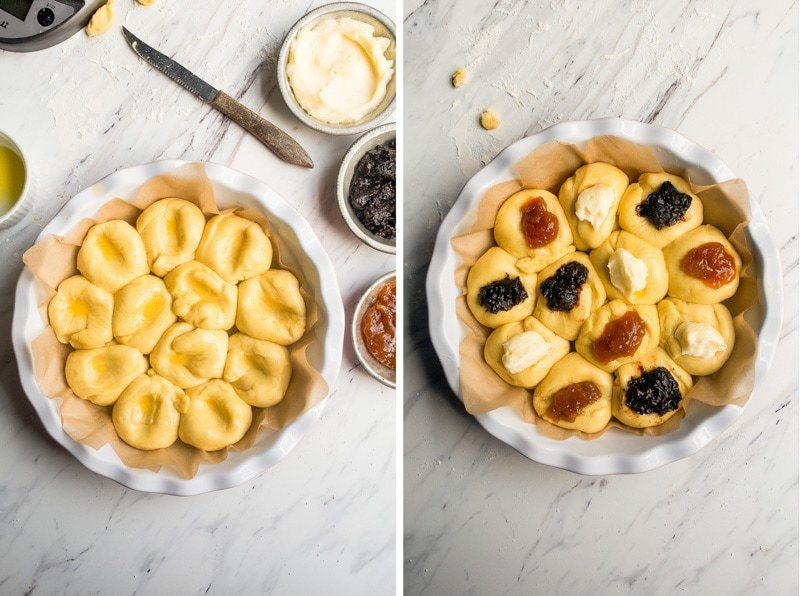 Authentic czech kolaches recipe dessert for two authentic czech kolaches recipe small batch makes 12 small kolaches forumfinder Image collections