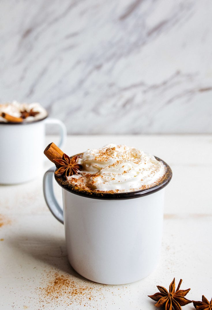 Chai Hot Chocolate Recipe For Two Dessert For Two
