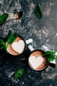 Vanilla Mint Marshmallows