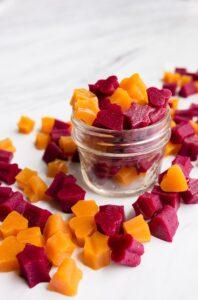 Healthy Homemade Fruit Snacks (with veggies!)