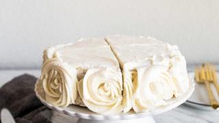 Mini Vanilla Cake
