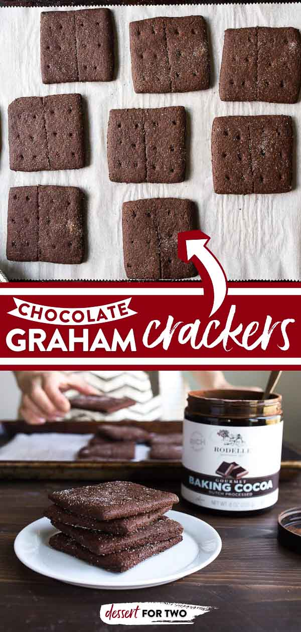 Chocolate graham crackers recipe from scratch. Homemade graham crackers naturally sweetened with coconut sugar, honey and molasses. Healthy graham crackers. #grahamcracker #chocolate #homemade #kidsnacks #wholewheat