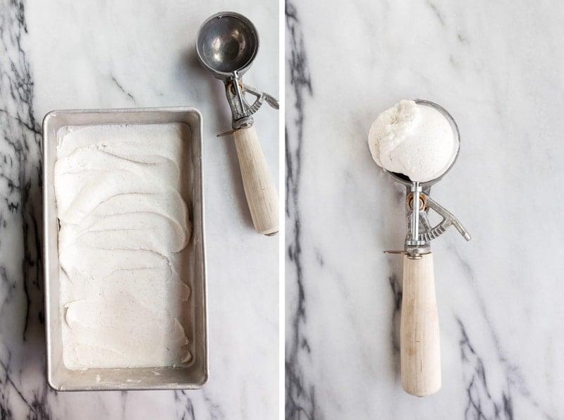 Coconut Milk Ice Cream: dairy free ice cream