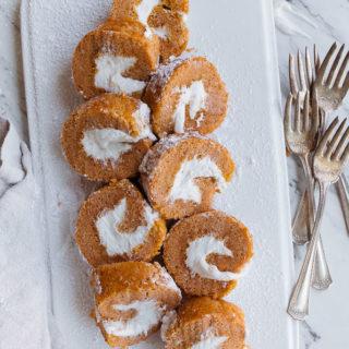 pumpkin-cake-roll