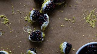 Blackberry Bonbons