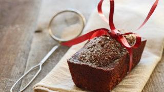 Mini Gingerbread Loaf