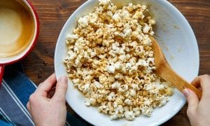 Popcorn Balls {healthy}