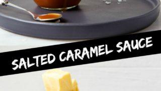 Small-batch Caramel Sauce