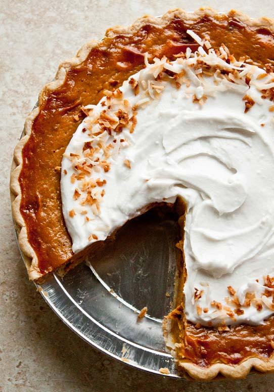 Small Batch Pumpkin Pie Recipe