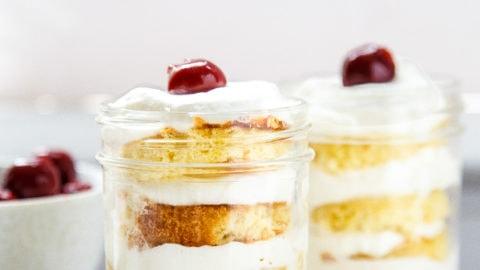 Shortcut Tres Leches Cakes