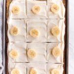 Banana Sheet Cake