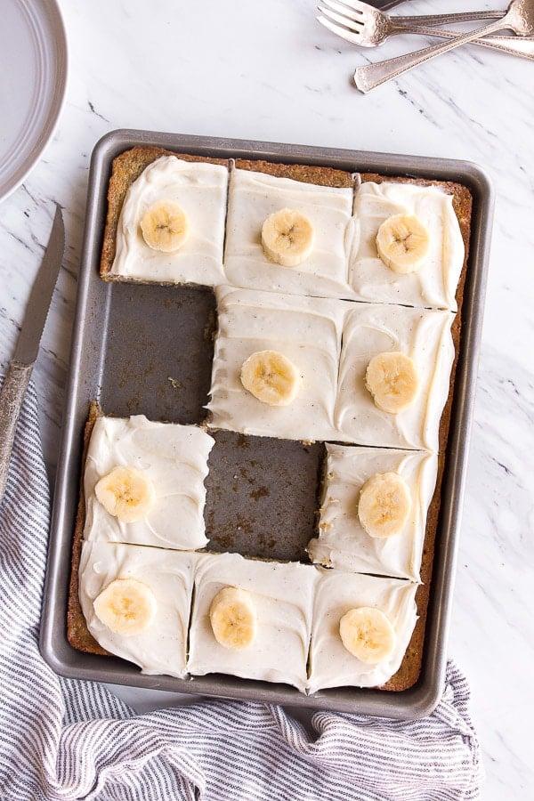 banana-sheet-cake