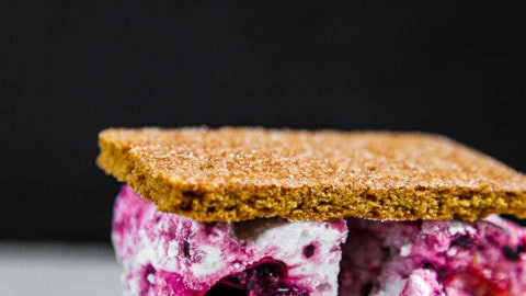 Mixed Berry S'mores