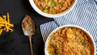 Dinner for Two: Broccoli Casserole