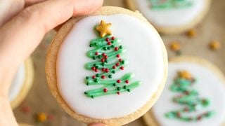 Christmas Sugar Cookie Cut-Outs