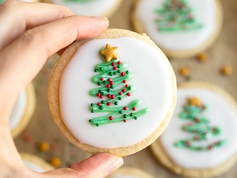 Christmas Sugar Cookie Cut Outs